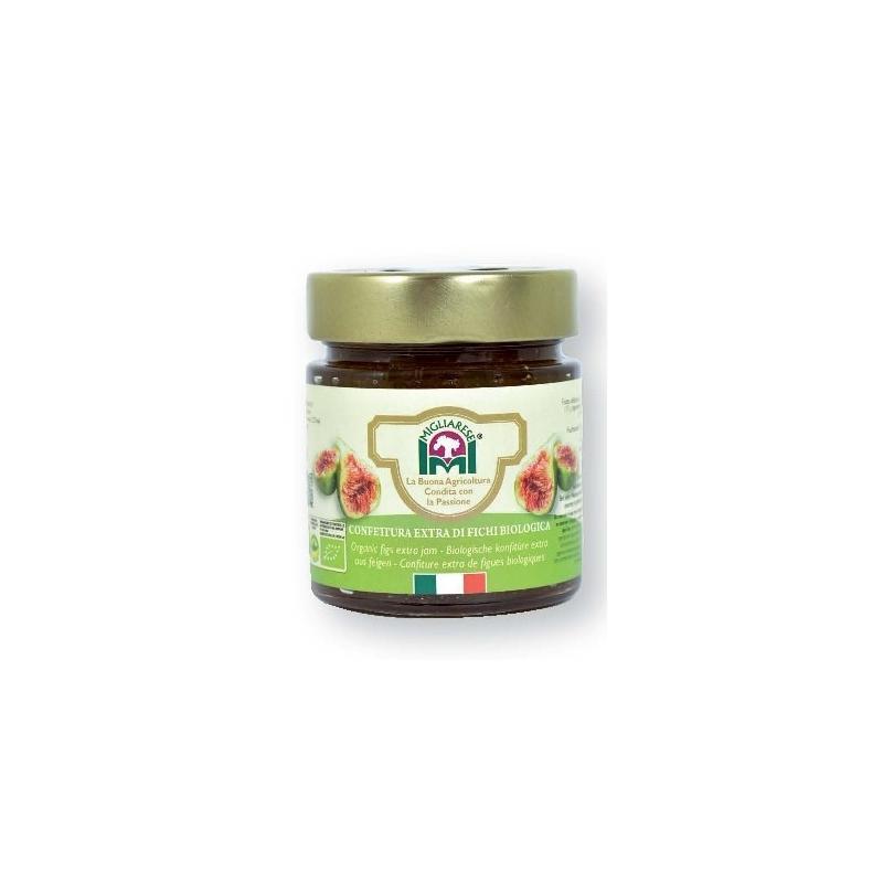 Confettura extra di Fichi Bio, Migliarese, 300 gr