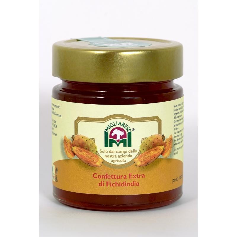 Confettura extra di Fichi d'india, Migliarese, 300 gr
