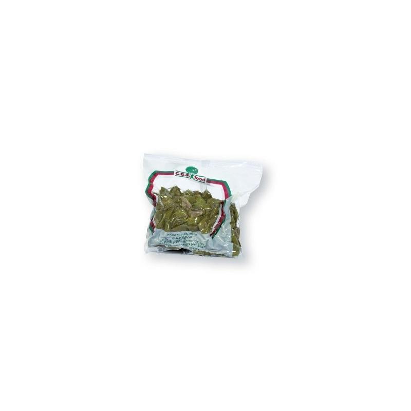 Olive Schiacciate Bio, Migliarese, 250 gr