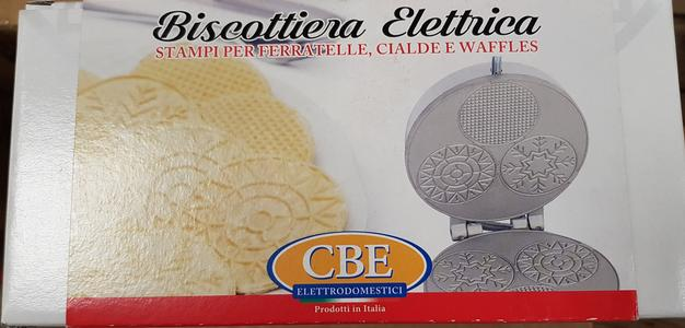 Piastra Canestrelli CBE 8020100