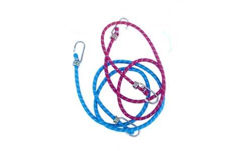 Set 6 corde elastiche fune elastica - portapacchi