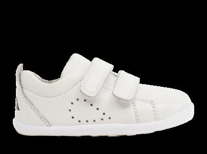 Bobux - Step Up - Grass Court - White