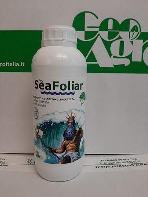 SeaFoliar - Biostimolante estratto a freddo di Ascophyllum Nodosum flacone da 1 Litro
