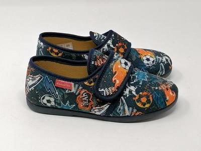 Pantofola Strappo Disegni  -  DIAMANTINO