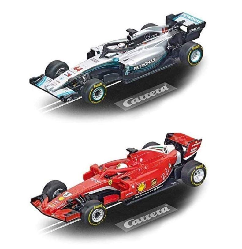 Autopista Elettrica Carrera GO!!! Speed Grip con due Macchinine