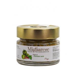 Patè di Pomodori Verdi, Migliarese, 130 gr.