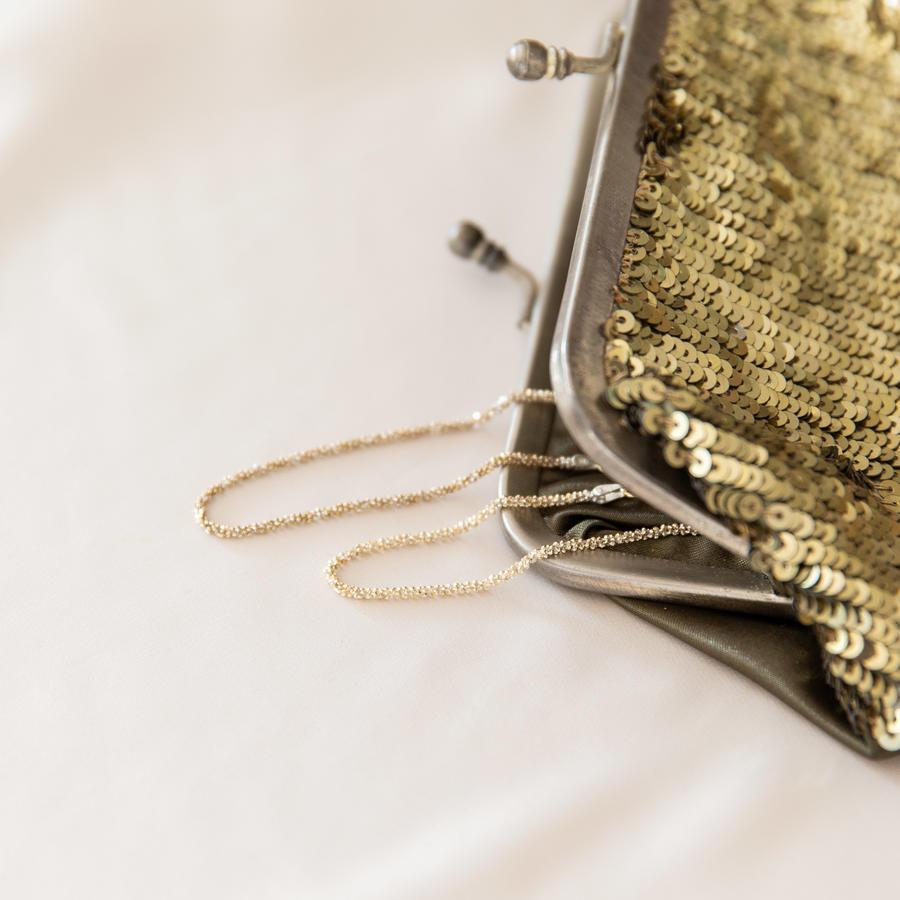Bracciale diamantato in argento 925 dorato