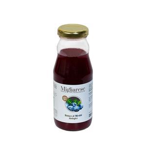 Nettare di Mirtilli Bio, Migliarese, 200 ml.