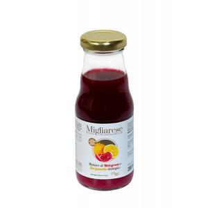 Nettare di Melograno e Bergamotto Bio, Migliarese, 200 ml