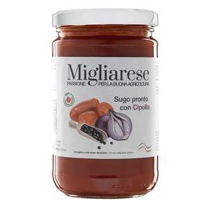 Sugo Pronto con Cipolla Rossa, Migliarese,  280 g
