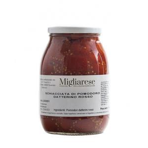 Schiacciata di Pomodoro Datterino Rosso, Migliarese,  1 kg
