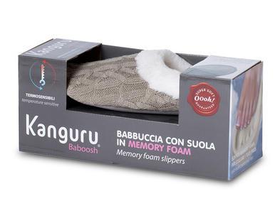 Pantofole Baboosh Kanguru Donna Taglia XS