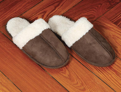 Pantofole Baboosh Sherpa Kanguru Unisex Taglia S