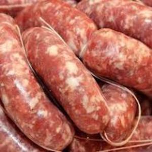 Salsiccia Fresca Affumicata Dolce, Suino Rosa, Sapori d'altri Tempi, 0,500 kg