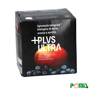 Plus Ultra - Spremuta integrale Bio di Mele, Aronia e Mirtilli - Bag in Box