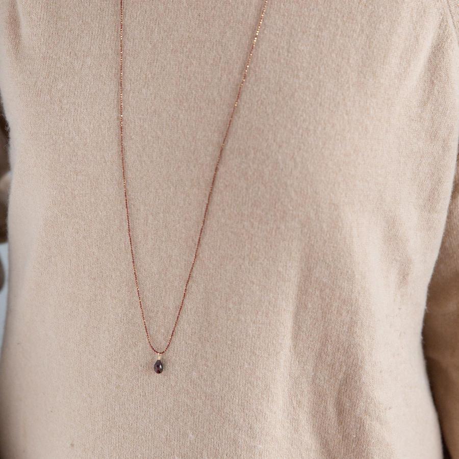 Collana colorata con ciondolo [ + colori ]