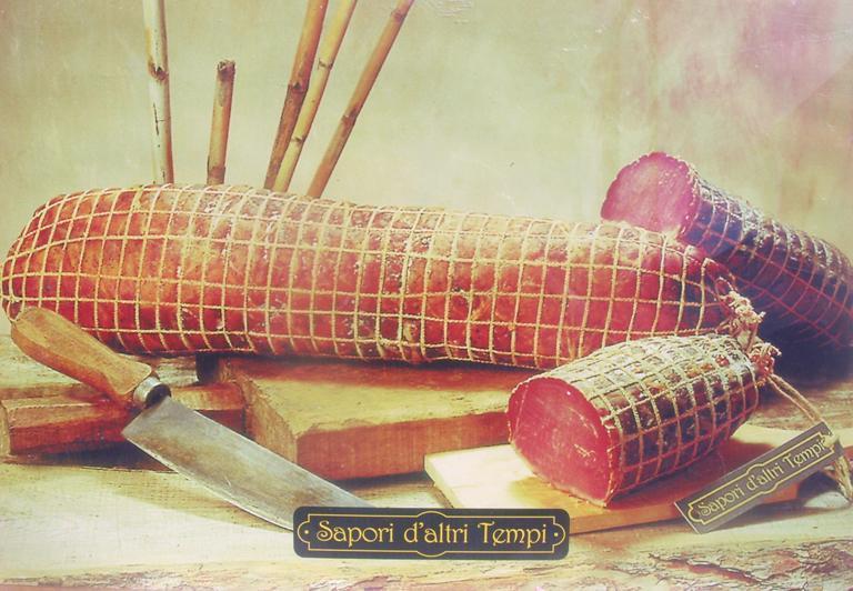 Filetto Piccante di Suino Rosa, Sapori d'altri Tempi, 0,400 kg
