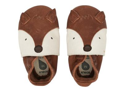 Bobux - Soft Sole  - Foxy - Toffee