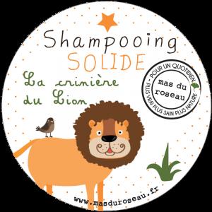 Mas du Roseau - Shampoo solido bimbi