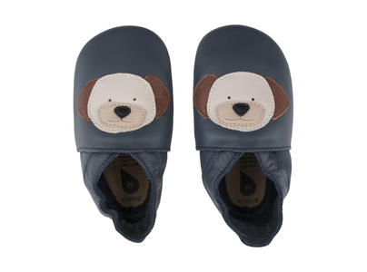 Bobux - Soft Sole  - Puppy - Navy