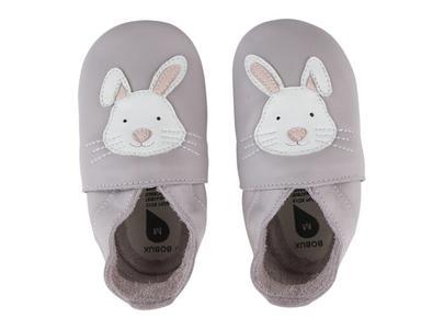 Bobux - Soft Sole  - Rabbit - Lilac