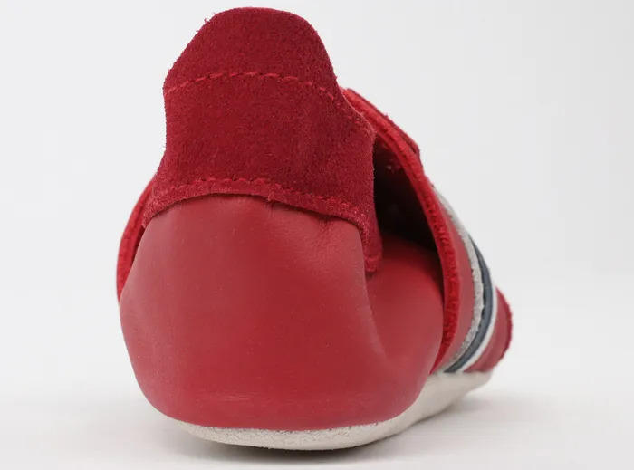 Bobux - Soft Sole  - Sport Classic - Red