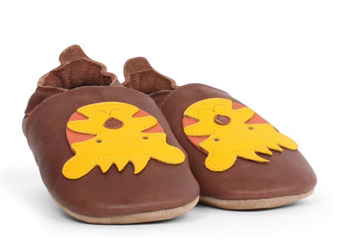 Bobux - Soft Sole  - Tiger - Toffee