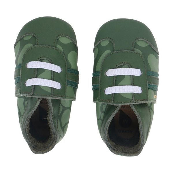 Bobux - Soft Sole  - Sport Classic - Olive