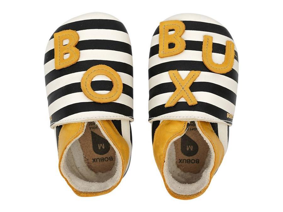 Bobux - Soft Sole  - Horizon - Vanilla