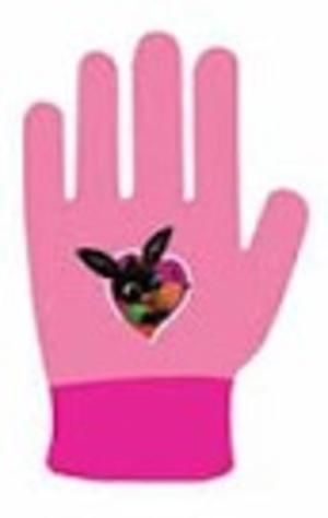 Bing guanti girl rosa