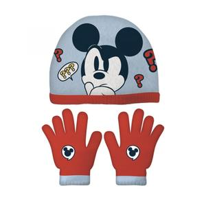 MICKEY MAUSE SET CAPPELLO - GUANTI