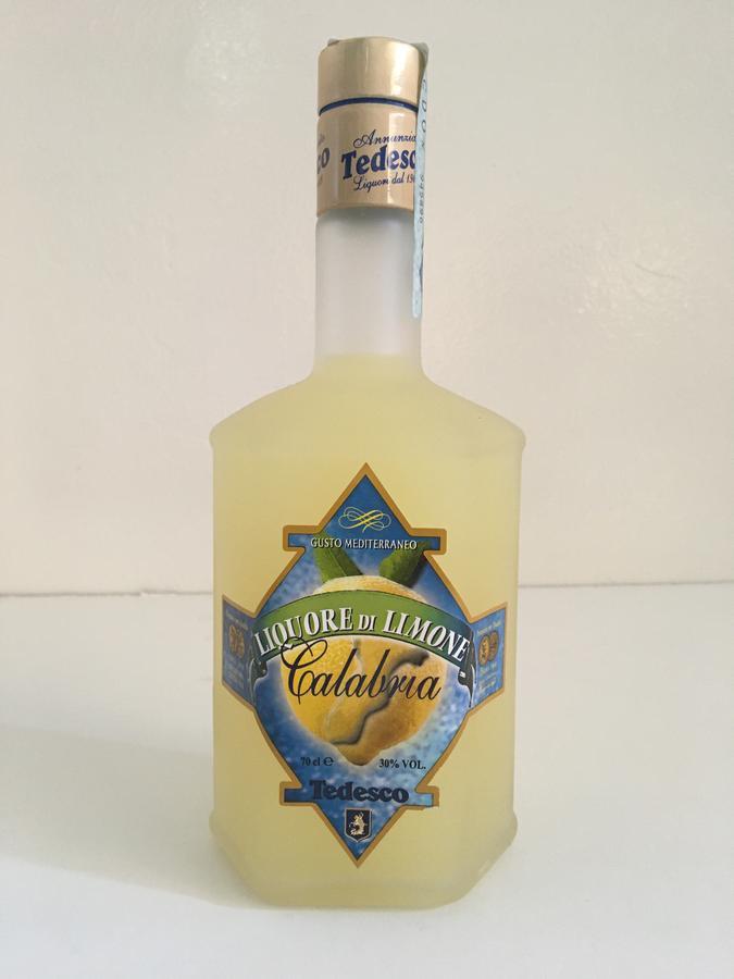Liquore di Limone, Liquori Tedesco, 70cl.