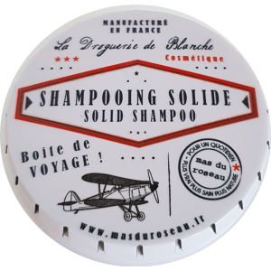 Mas du Roseau - Porta shampoo solido