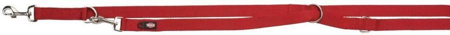 Trixie 200403 Guinzaglio Rosso Per Cani Da Addestramento Regolabile 2 Metri