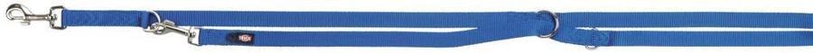 Trixie 200702 Guinzaglio Blu Per Cani Da Addestramento Regolabile 2 Metri
