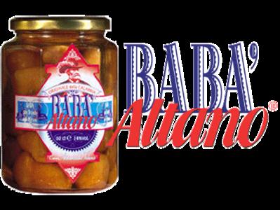 Babà Altano, Brandy agli Agrumi, Liquori Tedesco, 50 cl