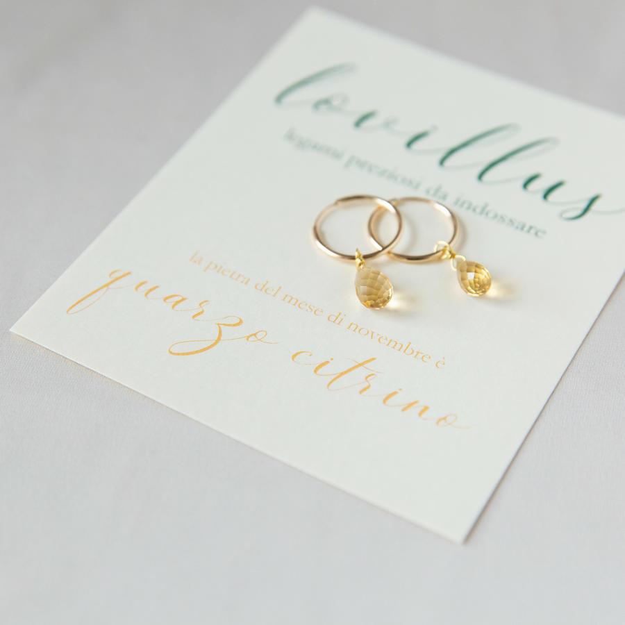 Cerchi ad anello in gold-filled [ + misure ]