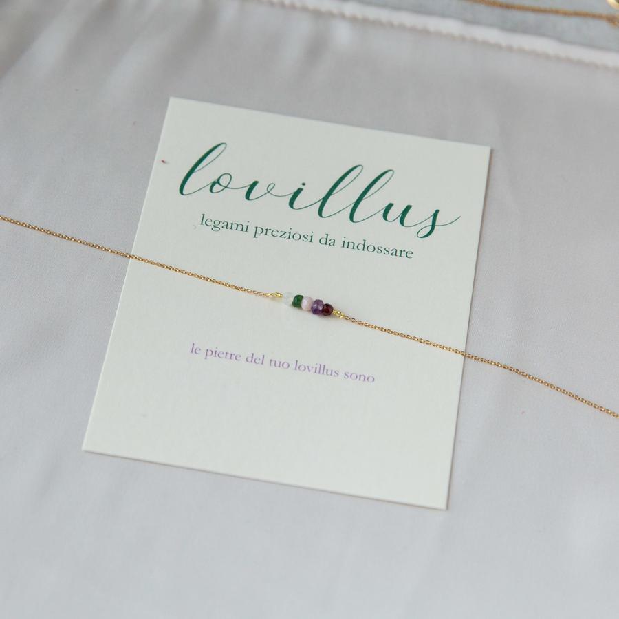 Anello Lovillus Personalizzato
