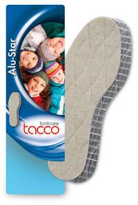 Suoletta Lana Alluminio - TACCO ALU-STAR