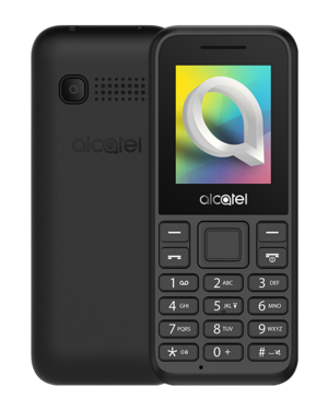 ALCATEL 1066G NERO