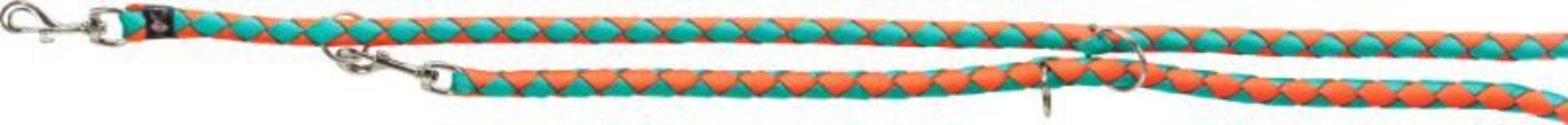 Trixie XL Guinzaglio Tubolare Da Addestramento Per Cani Regolabile 2 Metri