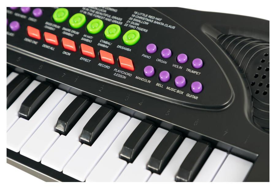 Tastiera scolastica con microfono