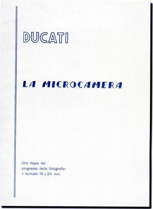 Ducati - Libro la microcamera - pdf