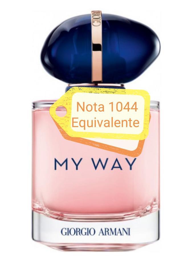 Nota 1044 ricorda Armani My Way