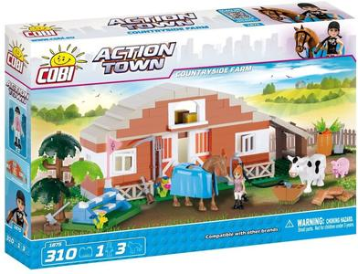 Cobi  Action Town - Campagna agricola