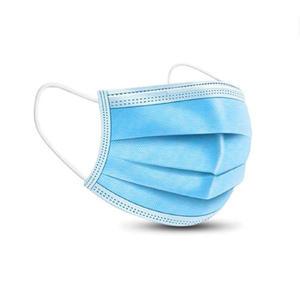 Mascherina protettiva 3 strati - 10 pezzi blister
