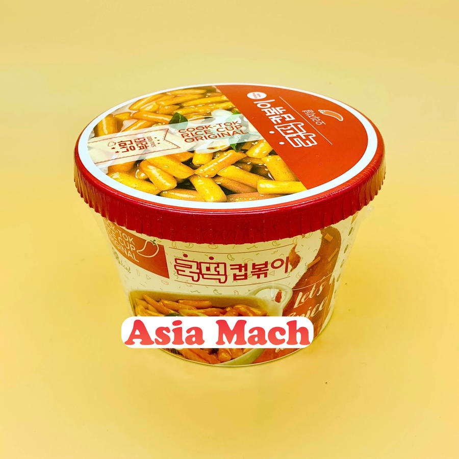 COOK-TOK RICE CUP (NEW) 163GR