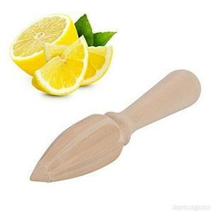 Spremiagrumi Manuale in Legno Spremi Agrumi Limoni Frutta Succo Limone 15 cm