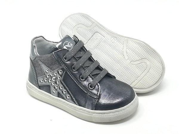 Baby Sneaker Borchie - NERO GIARDINI Kids & Teens