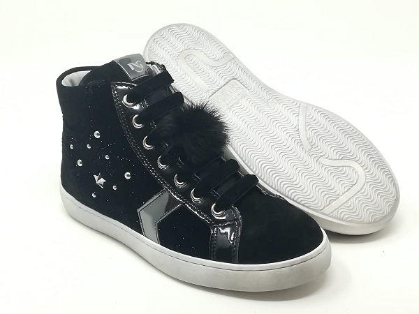 Sneaker Star Diamond - NERO GIARDINI Kids & Teens